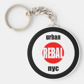 Urban Rebal NYC Key Chain