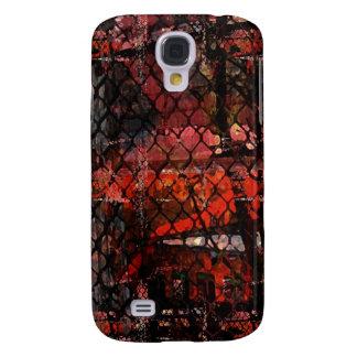 Urban Red  Samsung Galaxy S4 Case