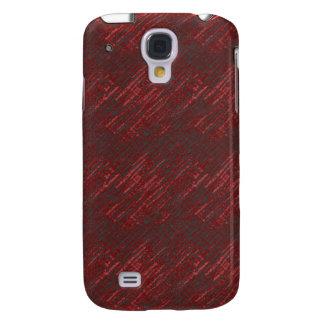 Urban Red Grunge iPhone3G Galaxy S4 Case