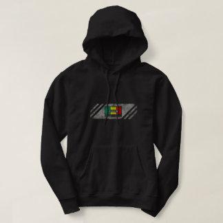 Urban reggae cassette hoodie