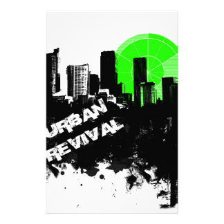 Urban Revival Stationery Paper