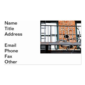 Urban Rider Pack Of Standard Business Cards