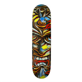 Urban Samurai Juggalo Element Custom Pro Board 18.1 Cm Old School Skateboard Deck