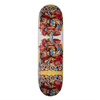 Urban Samurai Sketch Custom Pro Park Board Custom Skate Board
