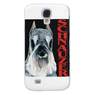 Urban Schnauzer Dog Design Galaxy S4 Cover