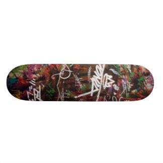 Urban Scrawls 19.7 Cm Skateboard Deck