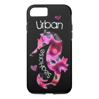 Urban Seahorse - Apple iPhone 7, Tough Phone Case. iPhone 7 Case