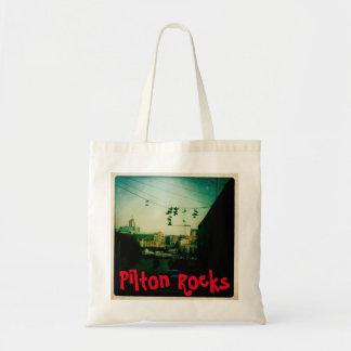 Urban Shopper Tote Bag