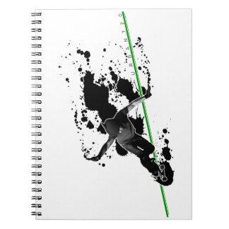Urban Skate B Notebook