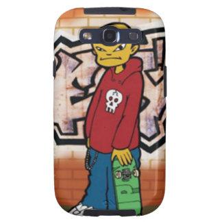 Urban Skateboarder - Samsung Galaxy S3 Case