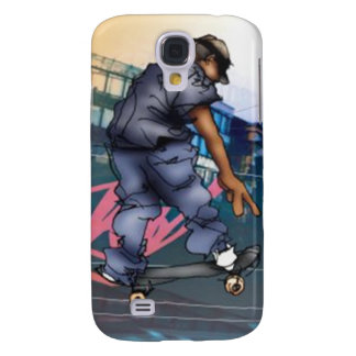 Urban Skateboarder - Samsung Galaxy S4 Case