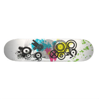 Urban Splat 21.6 Cm Skateboard Deck