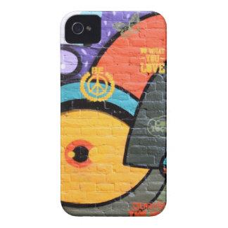 Urban Street Art-Graffiti iPhone 4 Case-Mate Case