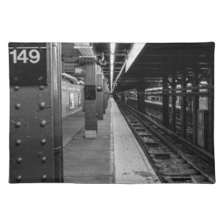 Urban Subway photo Placemat
