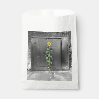 Urban Sunflower Favour Bags