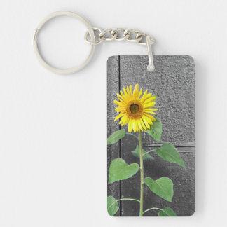 Urban Sunflower Key Ring