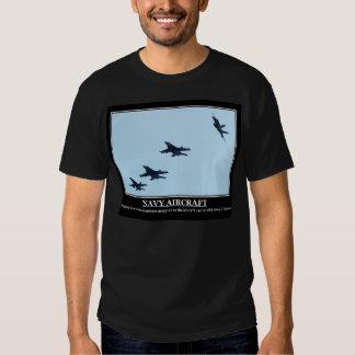 Urban t-shirt Navy Aircraft