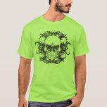 Urban tribal skull T-Shirt
