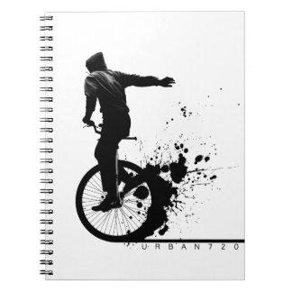 Urban Unicycle Notebooks