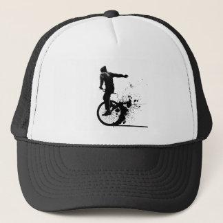 Urban Unicycle Trucker Hat