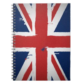 Urban United Kingdom Note Books