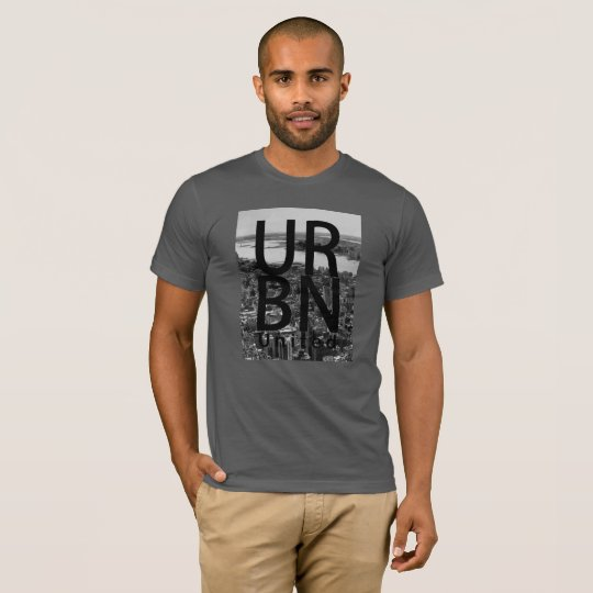 Urban United Logo T Shirt