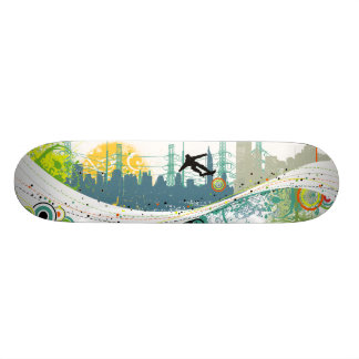 urban-wave custom skateboard