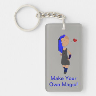 Urban Witch Keychain