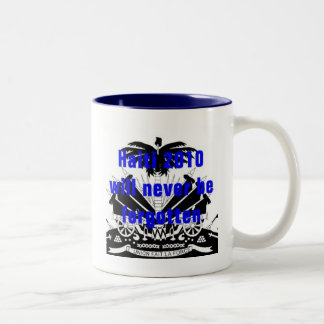 Urban World Collection Two-Tone Mug