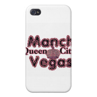 Urban World Custom ManchVegas(Manchester, Nh) Cover For iPhone 4