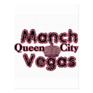 Urban World Custom ManchVegas(Manchester, Nh) Postcard