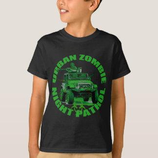 Urban Zombie Night Patrol T-Shirt