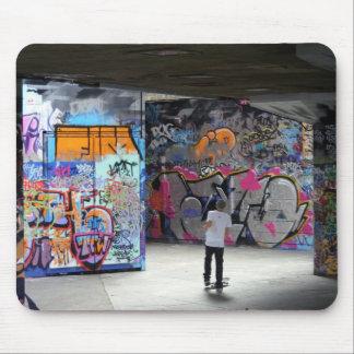 Urband Street Art-Graffiti Mouse Pads