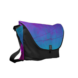 Urbangear Psychedelic Colours Messenger Bags