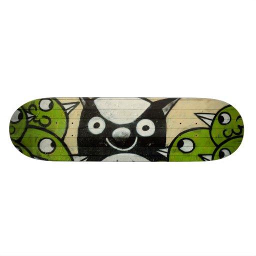 Urbanity Graffiti #3 Custom Skate Board