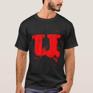 URbanomics letter t shirt