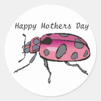 Urbanworld custom Happy mothers day sticker