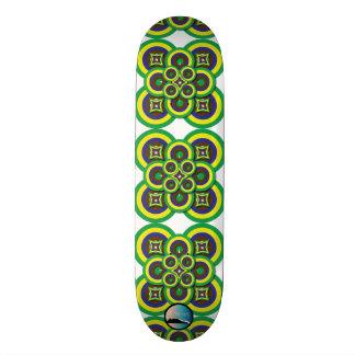 UrbnCape Mandala 1 Skateboard + trucks & wheels
