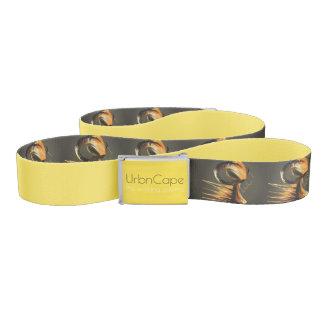 """UrbnCape """"She Comes"""" designer belt"""