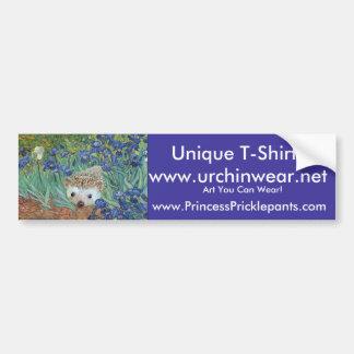Urchin Wear Bumper Sticker
