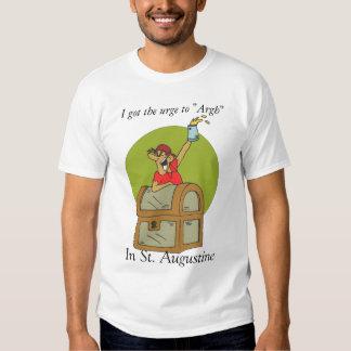 Urge to Agrh T Shirts