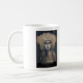 URGENCY of LIFE  by LARK CALDERON-GOMEZ Coffee Mug