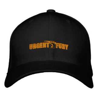 Urgent Fury Embroidered Hat