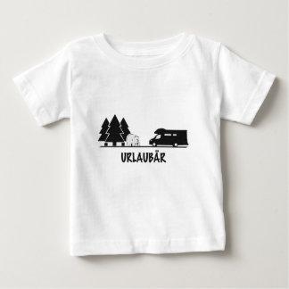 Urlaubär Baby T-Shirt