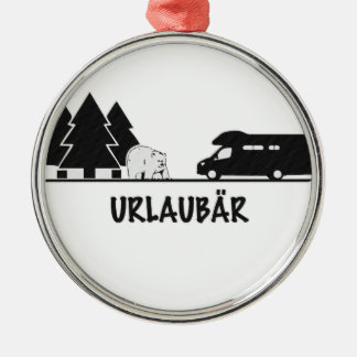 Urlaubär Ornaments