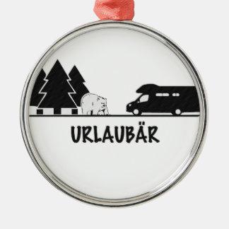 Urlaubär Christmas Tree Ornament