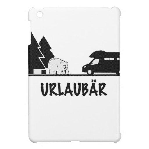 Urlaubär iPad Mini Covers