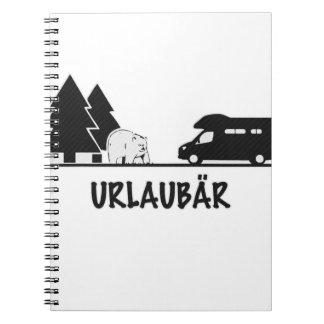 Urlaubär Notebook
