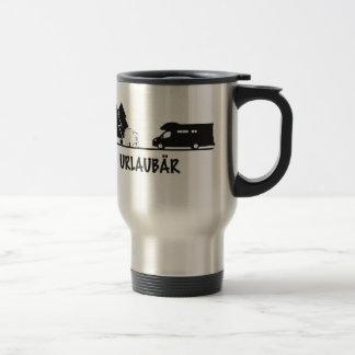 Urlaubär Stainless Steel Travel Mug