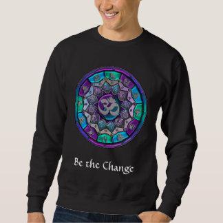 UROCK  Independence Mandala ~ BTC Sweatshirt